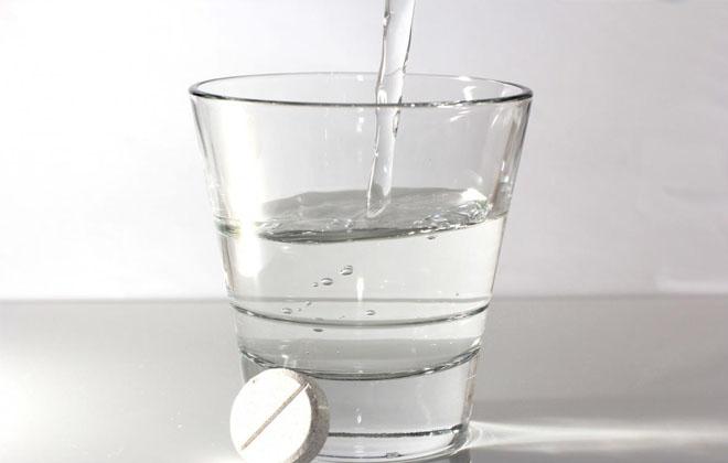 Пить асперин