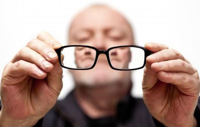Пропажа зрения