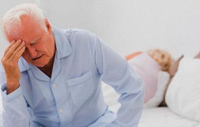 Стресс пожилого