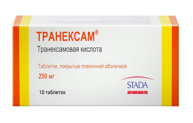 Тромексан препарат