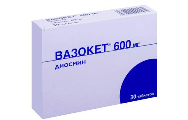 Вазокет препарат