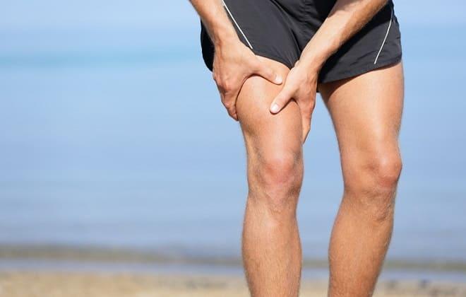 Боль в ноге после ушиба