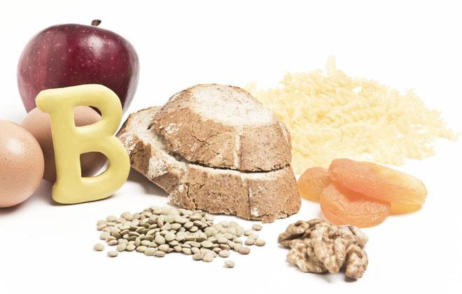 Дефицит витаминов группы В