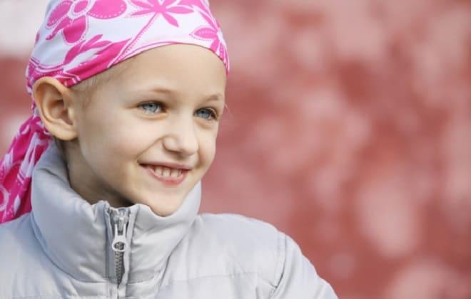 Девочка с острой формой болезни