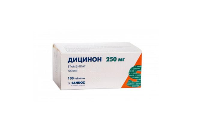 Дицинон препарат
