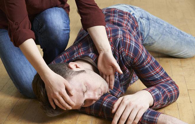 Эпилептические припадки