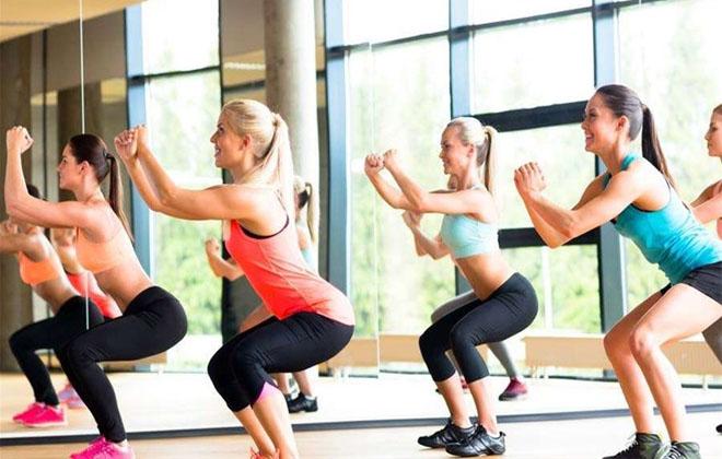 Физические лечебные упражнения