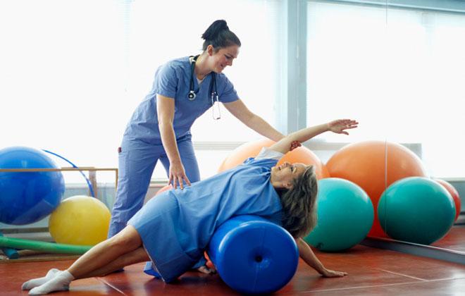 Физкультура для лечения