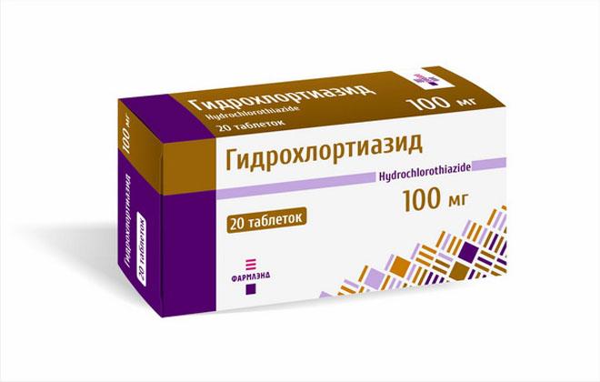 Гидрохлортиазид препарат