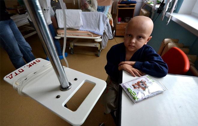 Химиотерапия ребенку