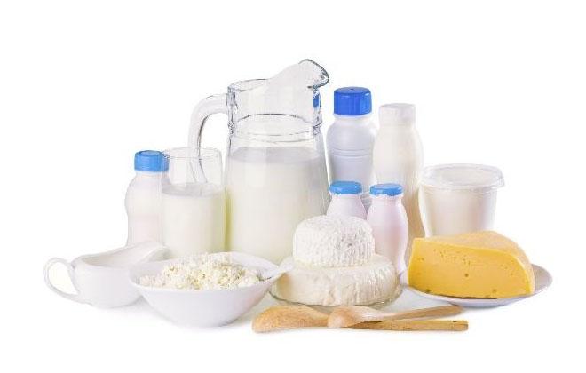 Кисломолочные продукты