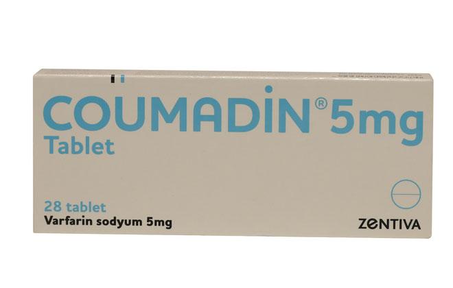 Кумадин препарат