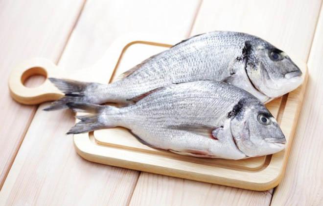 Морская рыба нежирных сортов