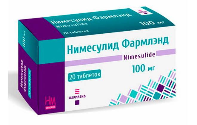 Нимесулид препарат