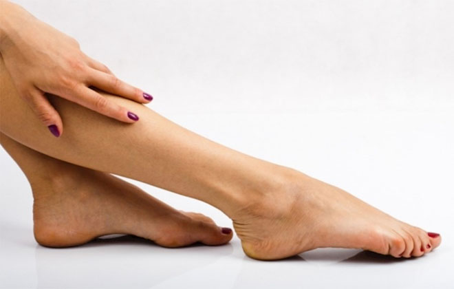 Ощущение гудения ног
