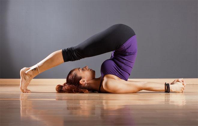 Позиция йоги