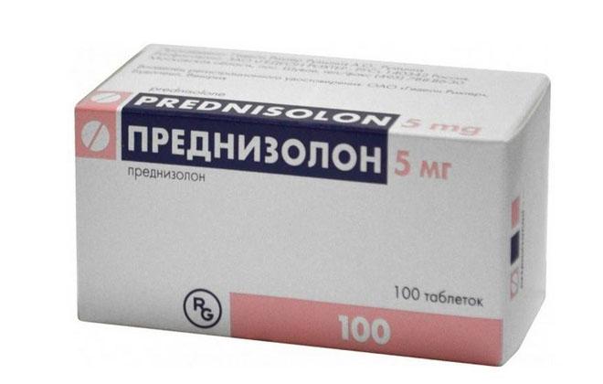 Преднизолон препарат