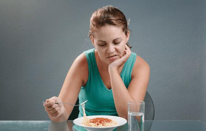Проблемы с аппетитом
