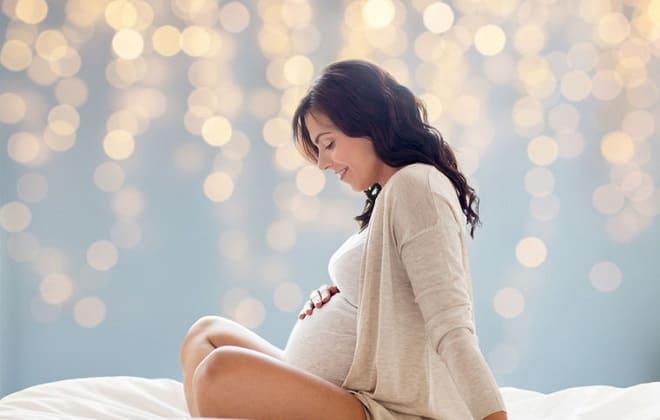 Протекание беременности у женщины