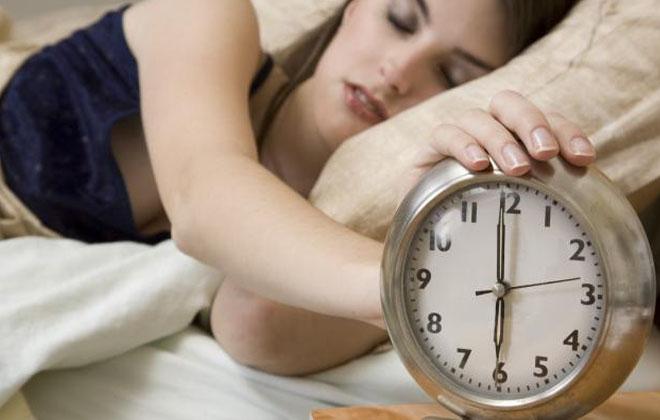Регулярное недосыпание