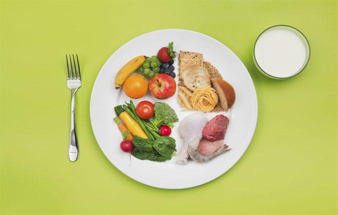 Сбалансировать питание