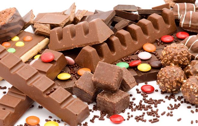 Шоколад и кондитерские изделия