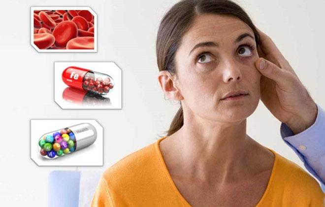 Женские проблемы с кровью