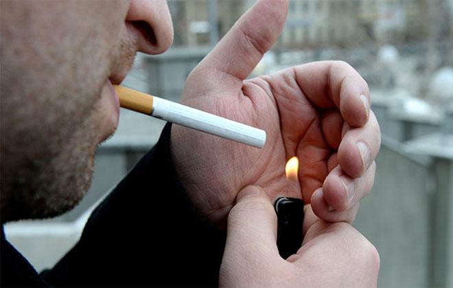 Курение и сосуды
