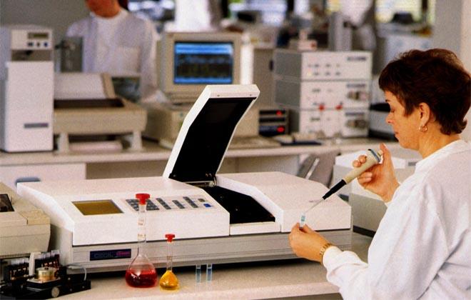 Фотоколориметр для анализа