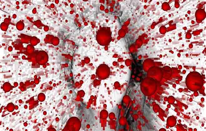 Клетки в мужской крови