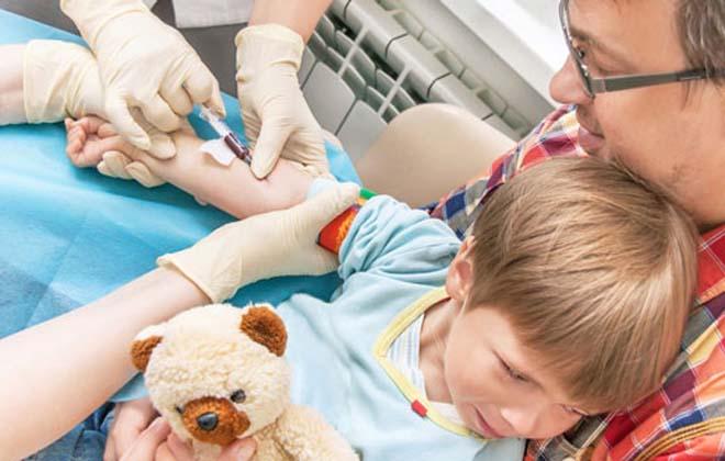 Кровь на тромбоциты у детей
