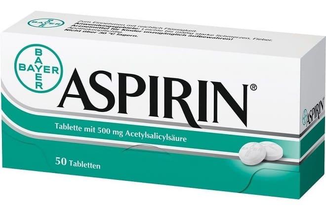 Аспирин и гормоны